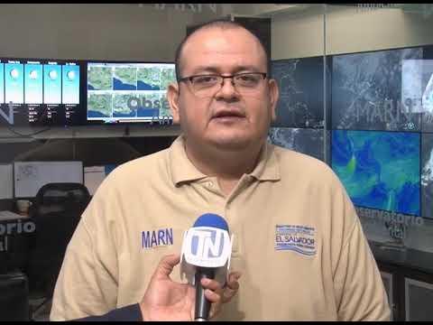 Vientos nortes continuaran de débiles a modera intensidad este martes