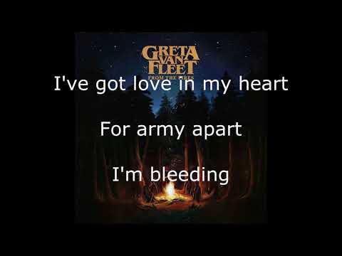 Greta van fleet - Edge of darkness