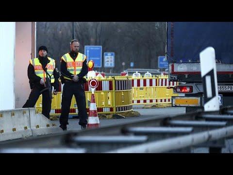 Ανοίγουν τα σύνορα Γερμανίας – Αυστρίας