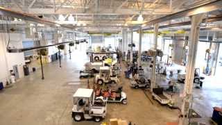 preview picture of video 'US Airways' LEED® Silver GSE Facility at PHL - Mini Documentary'