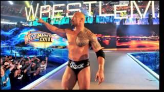 Porque The Rock se fue de la WWE(RESUMIDO)