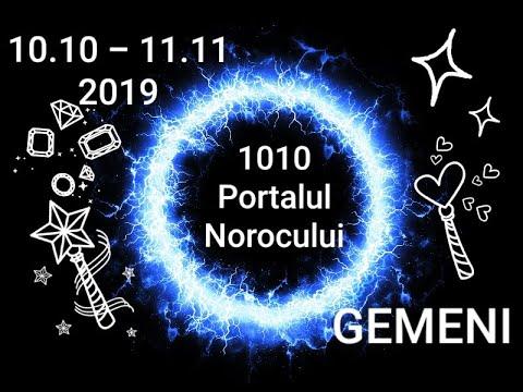 GEMENI - Portalul Norocului - 10.10.2019-11.11.2019