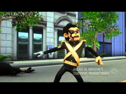 BAD (3D CARTOON VERSION) MICHAEL JACKSON