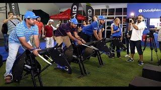 Godolphin Jockey Challenge at Nad Al Sheba Sports Tournament 2016