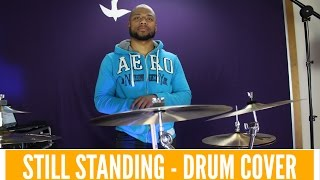 Still Standing - Israel & New Breed (Drum Cover) | Sergio Brand