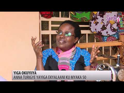 YIGA OKUYIIYA: Anna yayiga ekyalaani ku myaka 50