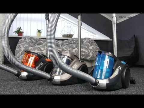 Фото - Пылесос для сухой уборки без мешка Rowenta RO3731EA