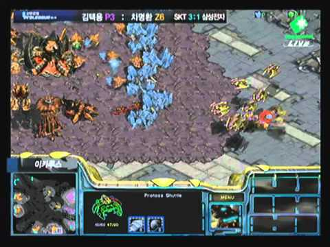 SPL  Bisu Vs Great 2010-11-03  @ Icarus Mp3