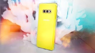 The Galaxy S10e is the Best Galaxy S10