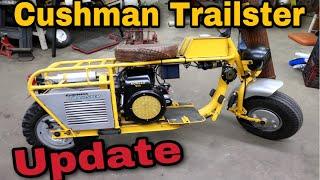 Cushman Trailster Engine Repower!