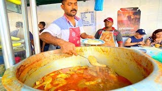 INDIAN STREET FOOD in Malaysia | SPICY CURRY + BEST Mee Goreng in Penang - Malaysian Street Food