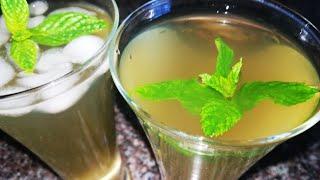 Рецепт Холодного Освежающего Фруктового Чая / Холодный чай