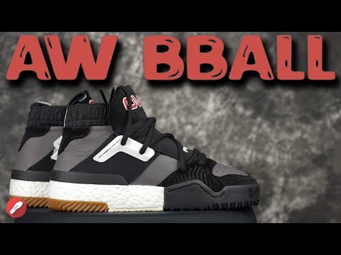 Adidas AW BBall Alexander Wang All-Star 2018 First Impressions!