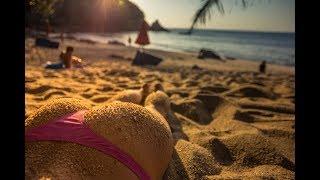 GoPro Thailand Phuket 2017 Girl on the beach Таиланд Пхукет Девушка на пляже Карон Патонг