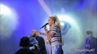 Рита Ора, Rita Ora - Magic (Coldplay Cover) live @ Donauinselfest, Vienna - 29.06.2014