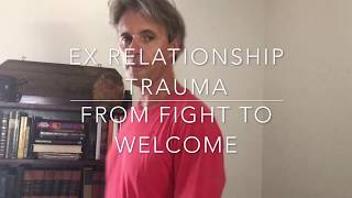 trauma from a relationship breakup?