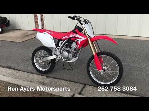 2018 Honda CRF150R Expert in Greenville, North Carolina - Video 1