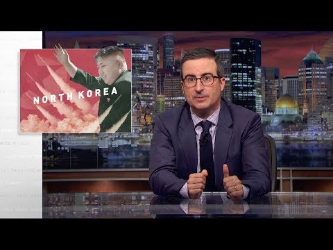 Severní Korea - Last Week Tonight