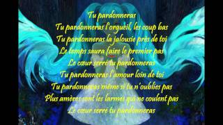 Nightcore   Tu Pardonneras (Lyrics)