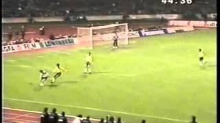 Germany V Brasil 17th NOV 1993