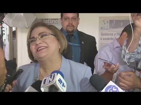 Fracciones políticas presentan listados reducidos de candidatos a titular de la PDDH