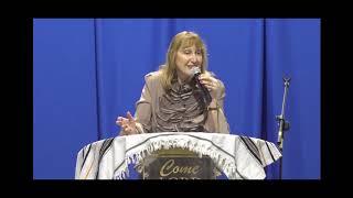 Ps  Stella Roco at Mahanaim Life Ministry