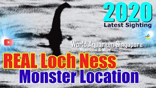 NEW 2020 Loch Ness Monster Sightings & Secrets - Where is the REAL Loch Ness Monster located 2021