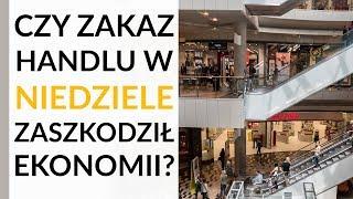 Jan Rakowski: Upadło Tysiące Sklepów Przez Zakaz Handlu W Niedzielę? To Nieprawda. Są Nowe Sklepy