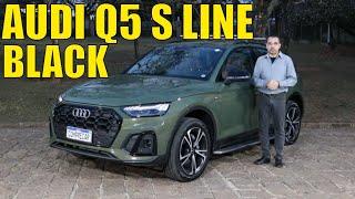 Audi Q5 S line Black 2022