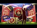 FUT Champions ULTIMATE TOTW PACK | 1MILLION + COINS MADE! | TOP 100 REWARDS