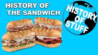 History of The Sandwich