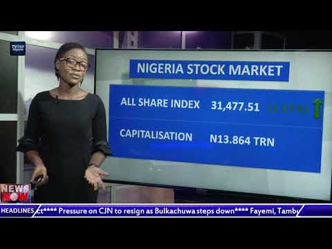 Nigeria Stock Market review for May 23, 2019