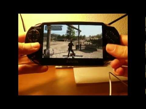 Hacked PS3 Lets You Play Battlefield 3, Red Dead Redemption On The Vita