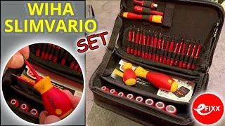 Wiha SlimVario - 31 Piece insulated screwdriver set
