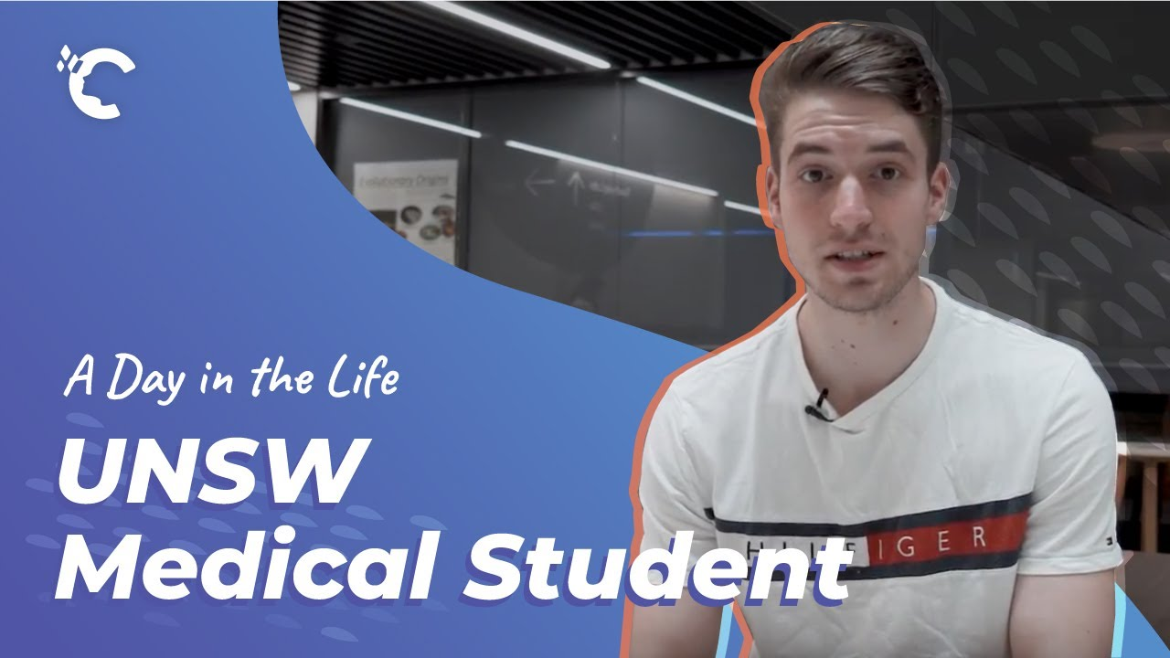 A Day In The Life: UNSW Medical Student