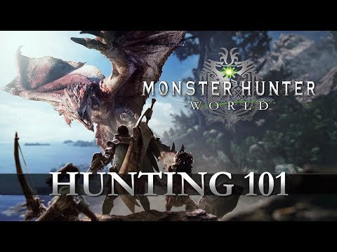 Monster Hunter: World - Hunting 101 thumbnail