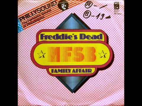 Freddie's Dead MFSB.wmv