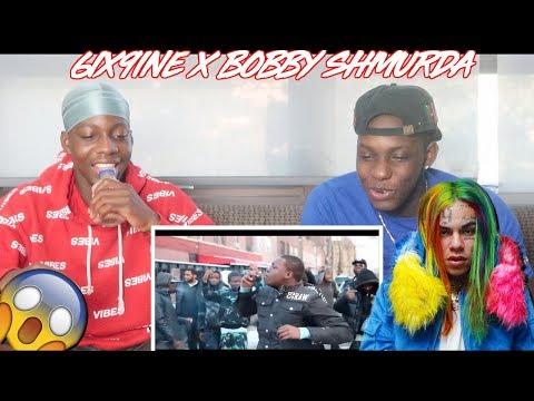 6IX9INE - STOOPID FT. BOBBY SHMURDA (Official Music Video) - REACTION