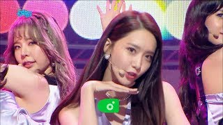 【TVPP】Girl's Generation -Holiday, 소녀시대- 홀리데이 @Show Music Core Live
