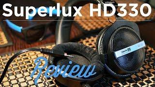 The Superlux HD330 Review   Headbangers Delight?