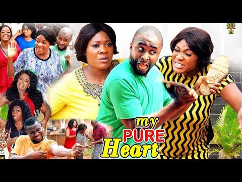 My Pure Heart 3&4  - Mercy Johnson 2019 Latest Nigerian Nollywood Movie Full HD