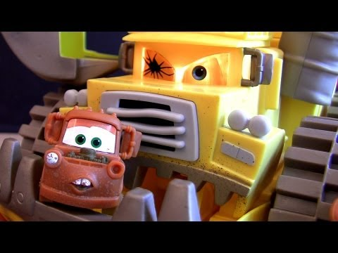 Mater Eaten By Screaming Banshee MONSTER