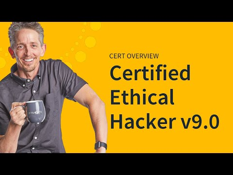 Welcome to EC Council Certified Ethical Hacker v9.0 - YouTube