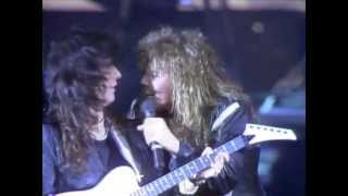 EUROPE   The Final Countdown World Tour 1987 (Live In London)