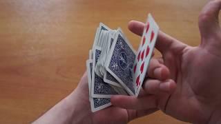 Карточные Тасовки #14: Лучшие карточные тасовки в мире! Как правильно тасовать карты!