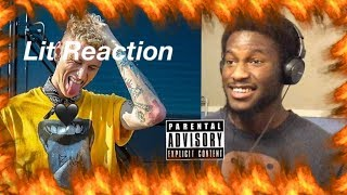 Machine Gun Kelly, YUNGBLUD, Travis Barker - Think I'm OKAY (Official Music Video) Reaction