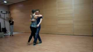 Bachatafest Split 2013 - Inaki & Beige - Kizomba