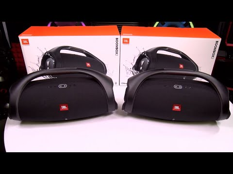 External Review Video TrhsP6taWAg for JBL Boombox 2 Wireless Speaker