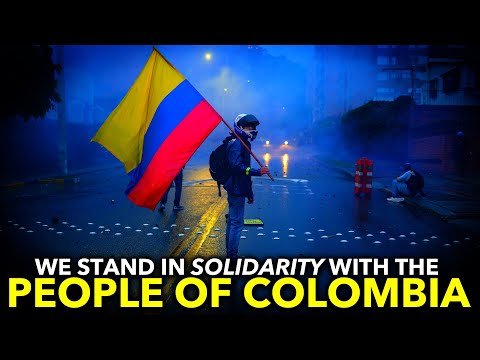 Protesters in Colombia Keep Disappearing, Death Toll Continues to Rise