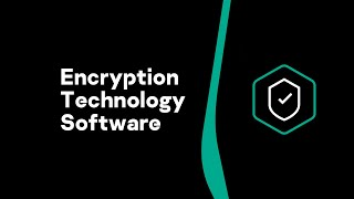 Encryption Technology Software